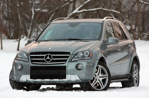 Mercedes-Benz M-Class